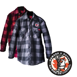 PDC Sugar Shack Jacket 100% Polyester