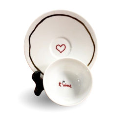 Espresso set – 6 cups and saucers